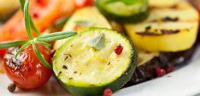 Vegetariánske jedlá