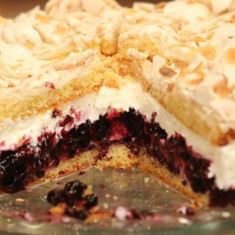 Stroskotaná torta