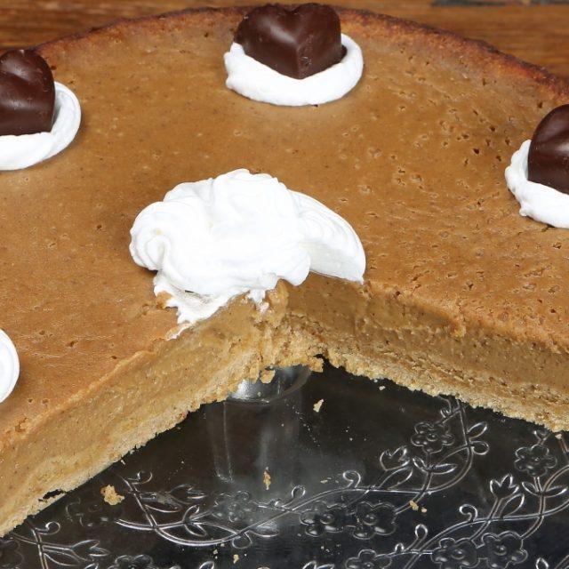 Aďkin vegánsky cheesecake