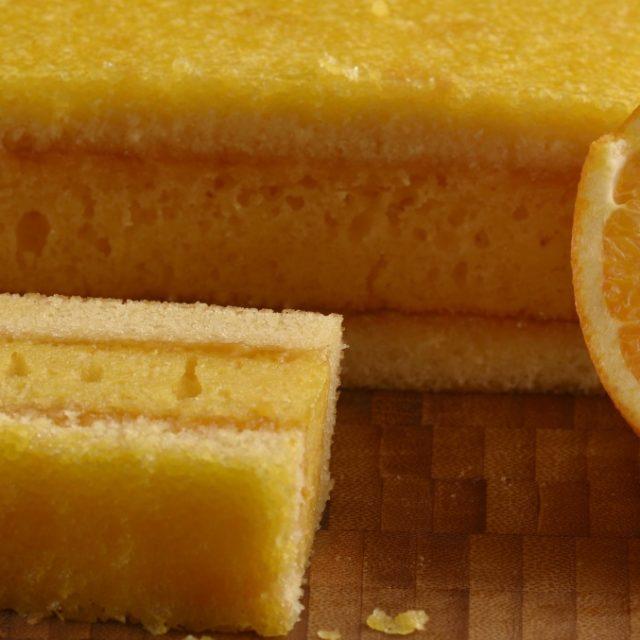 Pomarančový vitamínový zákusok